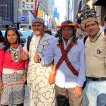 Minam: Cuatro comunidades nativas recibirán Premio Ecuatorial 2019