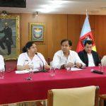 Ministra Muñoz: Conforman equipo técnico para ejecución de obras de prevención y definitivas en Piura