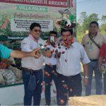 Tocache: Inauguran cinco centros de acopio de envases vacíos peligrosos