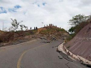 Amazonas: Movimiento de masa ocasiona daños en el distrito de Cajaruro
