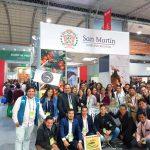 Cooperativas cafetaleras de San Martín concretan negocios en Expoalimentaria