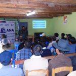 ANA apoya a organizaciones agrarias del Vraem