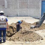 Ancash: Inician el retiro de tuberías clandestinas de industriales pesqueros