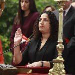 Fabiola Muñoz regresa al cargo de ministra del Ambiente