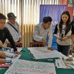 Ica: Capacitan a pobladores en colocación de hitos para prevenir emergencias