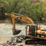 Descolmatarán y encauzarán ríos en 23 distritos de Huánuco