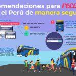 Recomendaciones para recorrer el Perú de manera segura por carretera