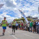Participan más de 800 personas en maratón realizada en Tingo María