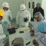Senasa certifica primera planta procesadora de arándanos
