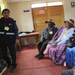 Puno: Realizan taller en prevención de sequías