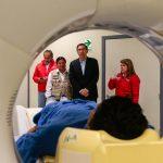 Pasco: Supervisan funcionamiento de Hospital Daniel A. Carrión