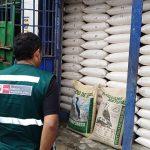 Ayacucho: Incautan dos toneladas de fertilizantes de dudosa procedencia