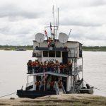 Buque auxiliar del Midis llegará a comunidades alejadas de Ucayali