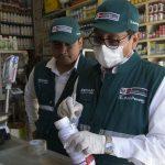 Huánuco: Monitorean calidad en plaguicidas de uso agrícola