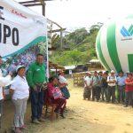 Mazamari: Capacitan a cacaoteros y cafetaleros del norte del Vraem