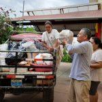 Entregan ayuda social a la comunidad nativa en Madre de Dios