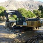 Huánuco: Prosigue descolmatación del río Huallaga