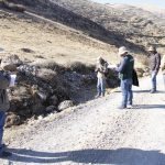 Cajamarca: Inician trabajo de campo para titulación de más de 200 predios