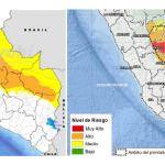 Prevén lluvias intensas en la selva hasta el próximo 9 de noviembre