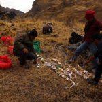 Primer banco de semillas de papas nativas en la Reserva Paisajística Nor Yauyos