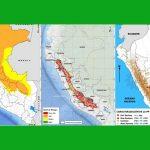 Pronostico de lluvias en la selva y sierra del país