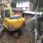 La Libertad: Restablecen vías interrumpidas por huaico en Pataz
