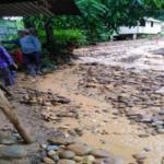 Culminan descolmatación de riachuelo en Huánuco