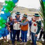 Construyen nueve reservorios de agua en Apurimac