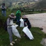 Cusco: Recogen cinco toneladas de basura de ríos Vilcanota y Tigre