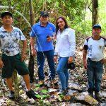Inspeccionan vía que conecta atractivos turísticos en San Martín