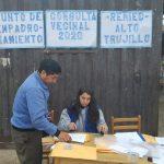 Trujillo: Más de 13 100 ciudadanos votarían sobre creación de nuevo distrito