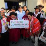 Gobierno peruano relanza marca Turismo Comunitario