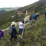 Conservación de suelos para mejorar producción agropecuaria en zonas altoandinas