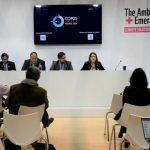 COP25: Acción colectiva es clave para cumplir metas de adaptación y mitigación al 2030