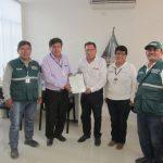 Tacna: Certifican planta procesadora de alimentos saludables