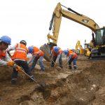 San Martín: Beneficiarán a 100 mil habitantes con obras de agua y saneamiento