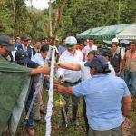 Inician obra para impulsar producción agrícola en San Martín