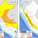 Prevén fuertes lluvias en la selva hasta el próximo 30 de diciembre