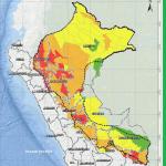 278 distritos de la selva en riesgo alto y muy alto de huaicos y deslizamientos