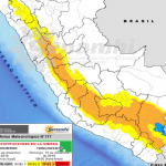 Precipitaciones en la sierra se intensificarán hasta el 15 de diciembre