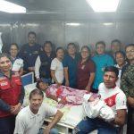 Loreto: Promueven el apego seguro durante nacimiento a bordo de PIAS Río Morona