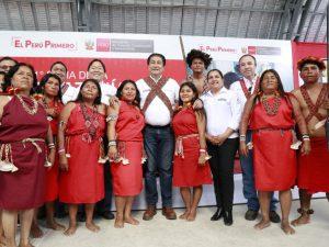 San Martín: Mejoran servicio vial en Moyobamba