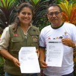 San Martín: Firman convenio para mejorar la educación ambiental