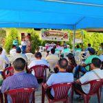 San Martín: Capacitan a productores cacaoteros líderes de post cosecha y fertirriego