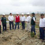 Tumbes: Obras de planta de tratamiento de agua culminarán en marzo