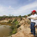 Martín Vizcarra: «Acciones de reforestación en zonas de minería ilegal son necesarias»