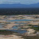 Identifican áreas de extracción ilegal de oro en la Amazonía peruana