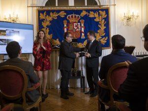 España: Reconocen buenos resultados de estrategia turística peruana