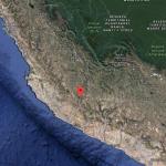 Ayacucho: Registran sismo en Puquio