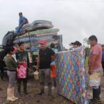 Pasco: Distribuyen ayuda humanitaria a perjudicados por inundación